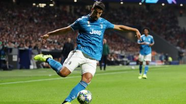 Sami Khedira has been linked with a move to West Ham United (Getty Images)