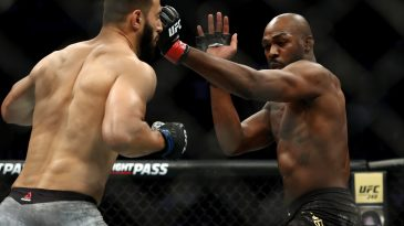 Jon Jones vs Dominick Reyes was one of the great fights in recent UFC history