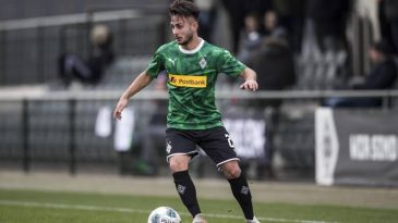 Kaan Kurt in action for Gladbach II (Getty Images)