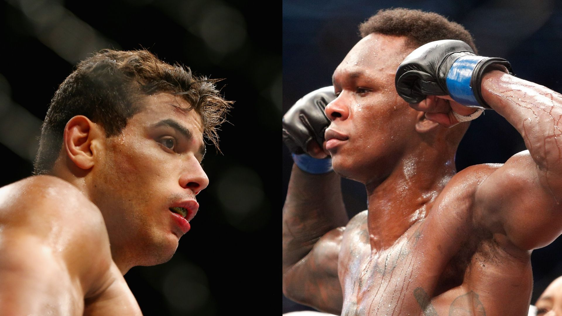 Paulo Costa vs Israel Adesanya could be one of the future UFC bouts