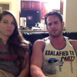 Roderick Strong & Marina Shafir