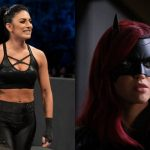 Sonya Deville wants to be the next Batwoman
