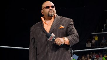 Taz is a former WWE and ECW star