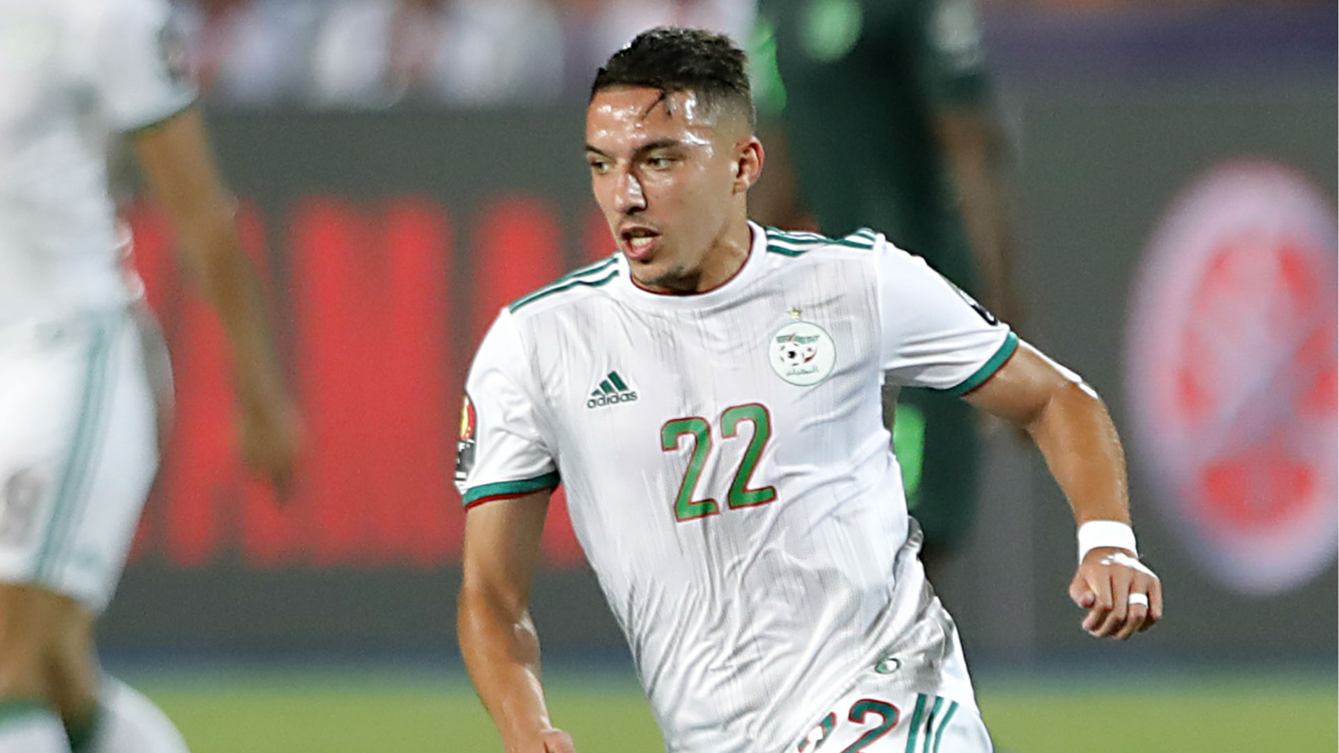 Ismael Bennacer won the AFCON 2019 with Algeria (Getty Images)