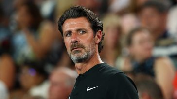 Patrick Mouratoglou, long-term coach of Serena Williams is one of the masterminds behind the formation of the Ultimate Tennis Showdown (UTS) 2020.