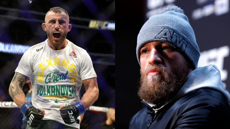Alexander Volkanovski believes Conor McGregor will be back soon