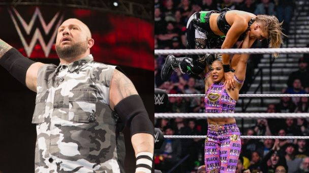 Bully Ray picked Bianca Belair above Rhea Ripley