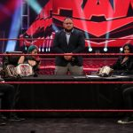 A contract signing started off this week's Raw