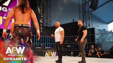 FTR and Young Bucks are yet to face off in the ring on AEW
