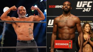 Jon Jones and Mike Tyson want to fight each other