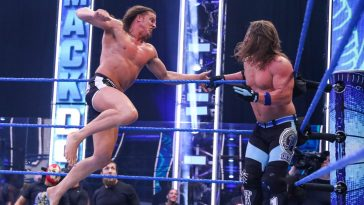 Matt Riddle made an impressive SmackDown debut by defeating AJ Styles