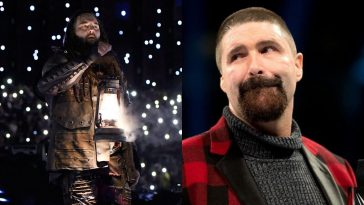 Bray Wyatt and Mick Foley have put on various avatars in WWE