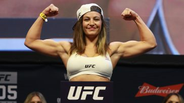 Miesha Tate is a legend in the UFC