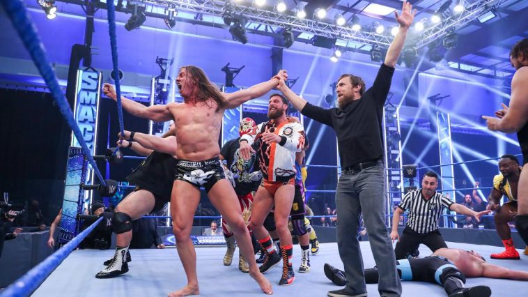 Matt Riddle picked up a huge win on SmackDown