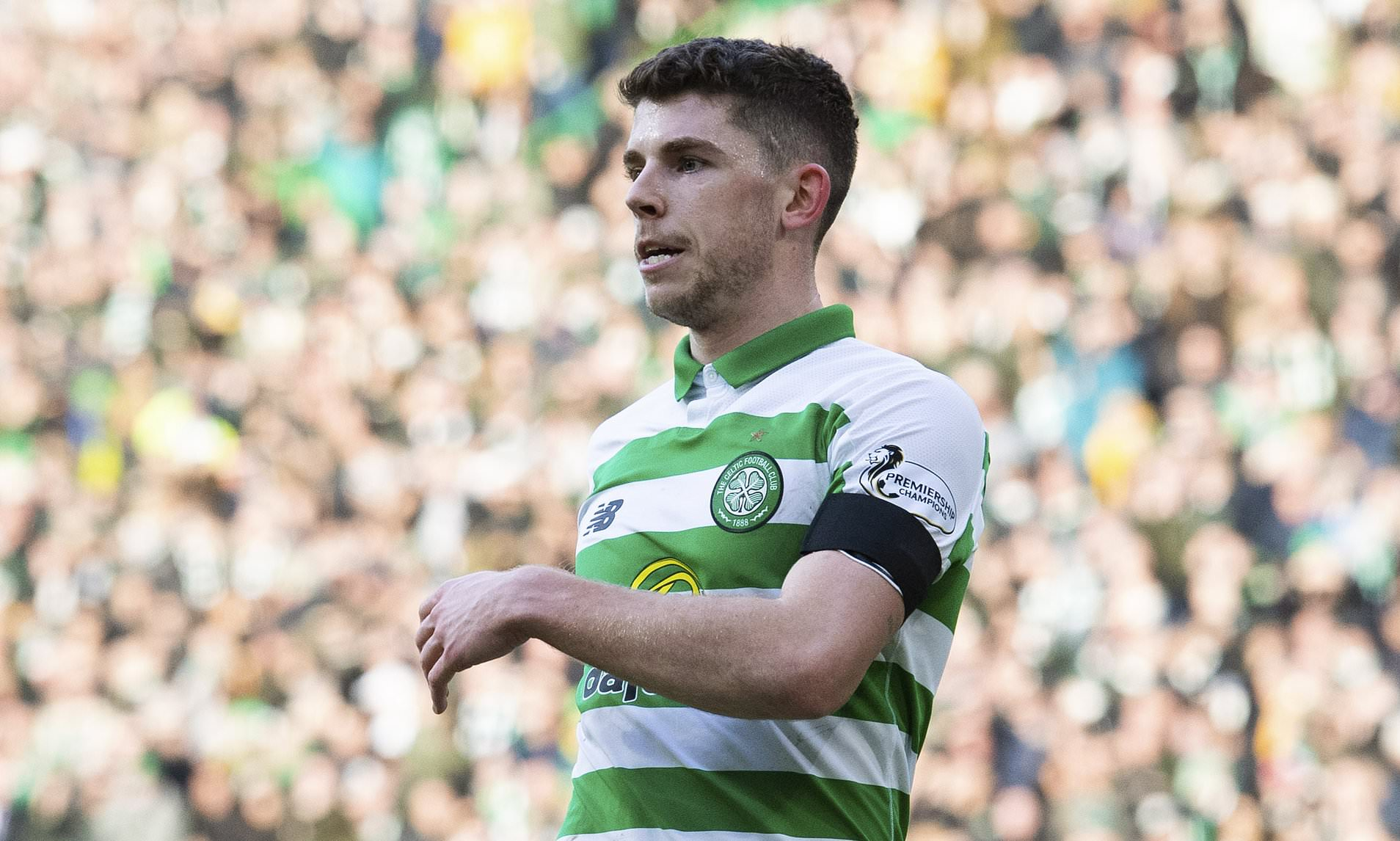 Ryan Christie has been influential for Celtic this season (Getty Images)