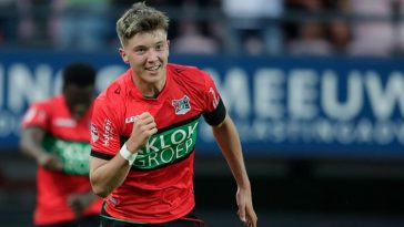 Ole Romeny is one fo the best young talents in Dutch football (Getty Images)
