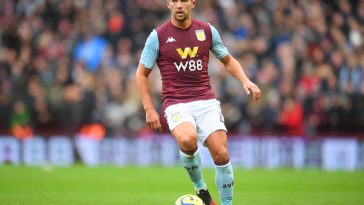 Danny Drinkwater is on loan with Aston Villa from Chelsea (Getty Images)