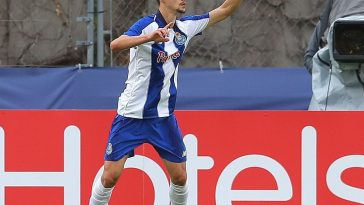 Fabio Vieira is one of the brightest young talents in Portugal (Getty Images)