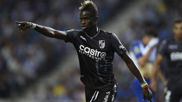 Falaye Sacko has been brilliant for Vitoria Guimaraes in the last two season (Images credit: Google)