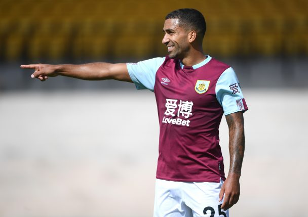Aaron Lennon joined Burnley in the summer of 2018 (Getty Images)