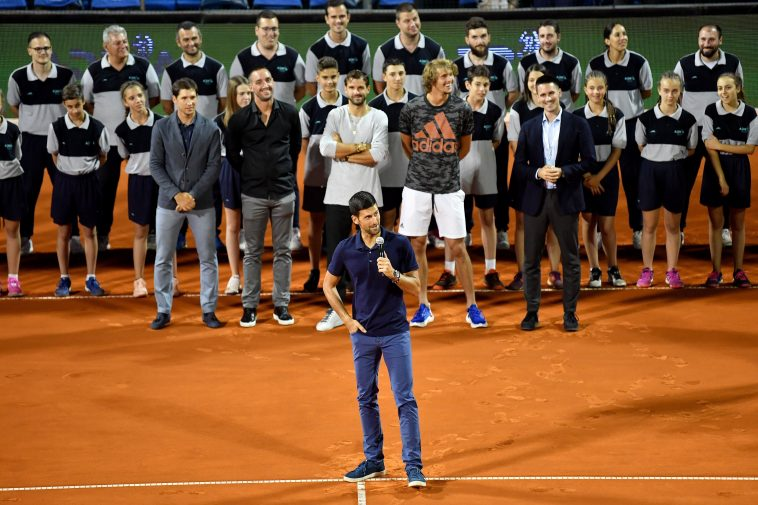 As many as four players including World No.1 Novak Djokovic, who took part in the Adria Tour recently confirmed they have tested positive for the coronavirus.