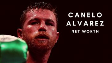 Saul Canelo Alvarez has amassed a huge net worth thanks to his boxing skills
