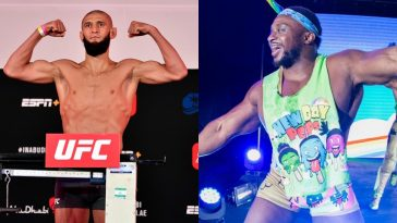 Big E wants more of UFC rising star Khamzat Chimaev
