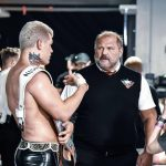 Cody Rhodes with Arn Anderson