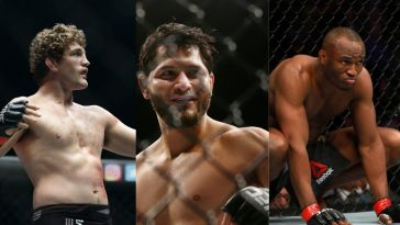 Ben Askren shared his prediction for Kamaru Usman vs Jorge Masvidal
