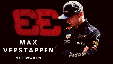 Max Verstappen is one of the biggest F1 stars and has a huge net worth