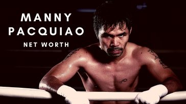 Manny Pacquiao has amassed a huge net worth in boxing