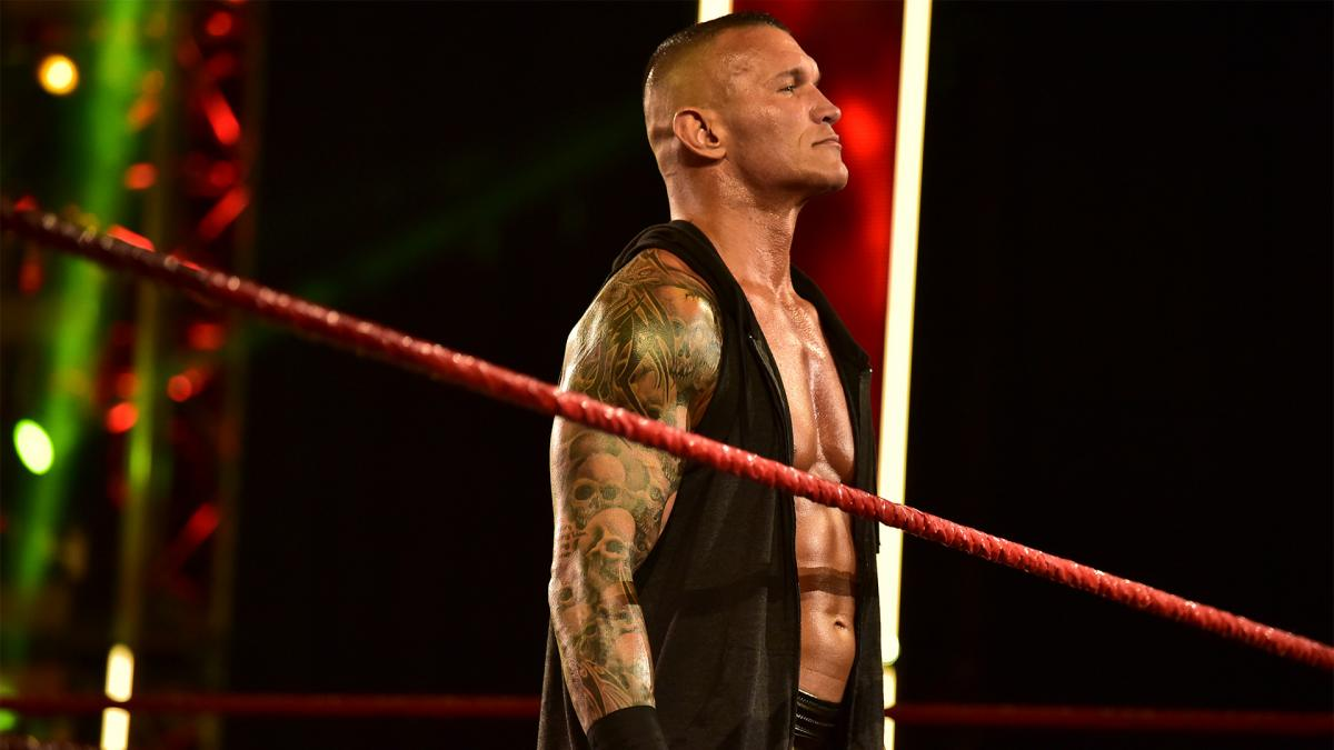Randy Orton is one of the greatest WWE stars ever