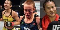 Amanda Ribas predicted who would win between Rose Namajunas and Zhang Weili