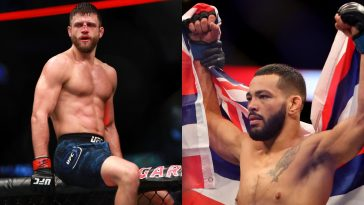 The latest UFC event features Calvin Kattar taking on Dan Ige on UFC on ESPN
