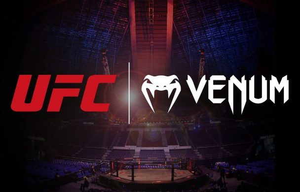 The UFC now have new apparel sponsors after signing a deal with Venum