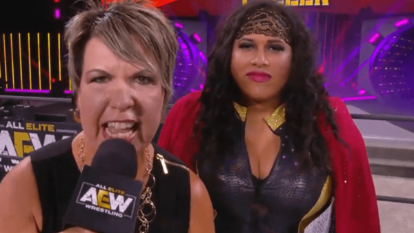 Vickie Guerrero is Nyla Rose's new manager