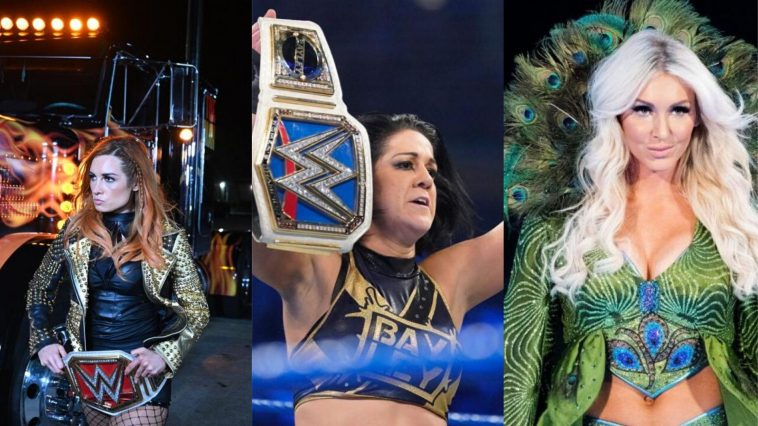 Becky Lynch and Charlotte Flair are two of the WWE Divas making the most as salary from WWE