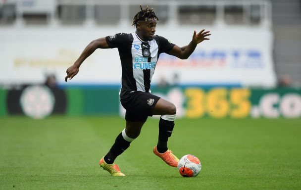 Allan Saint-Maximin (Getty Images)