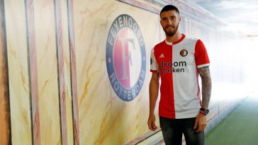 Marcos Senesi joined Feyenoord last September (Getty Images)