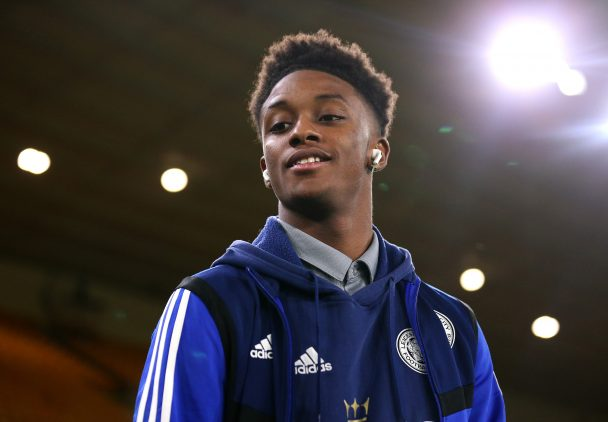 Demarai Gray has fallen down the pecking order under Brendan Rodgers this season (Getty Images)