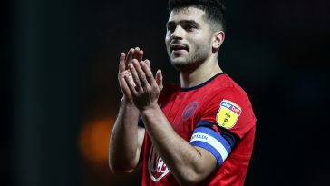 Samy Morsy has established himself as a key figure for Wigan (Getty Images)