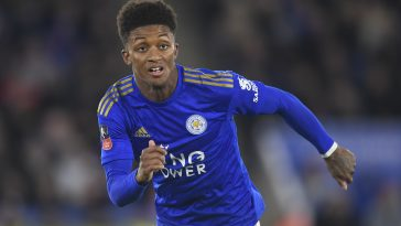 Demarai Gray has been with Leicester since 2016