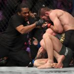Herb Dean is considered as the best MMA and UFC referee