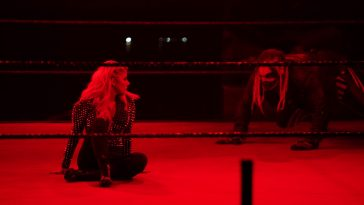 Alexa Bliss met the Fiend again