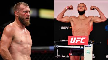 Khamzat Chimaev believed he could beat Donald Cerrone in his next fight