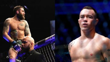 Michael Chiesa didn't have a lot of great things to say about Colby Covington