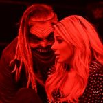The Fiend and Alexa Bliss