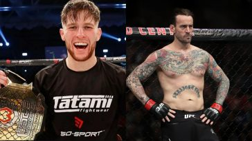 Jack Shore couldn't believe CM Punk was on the roster of EA Sports UFC 4