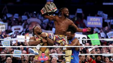 Kofi Kingston defeated Daniel Bryan