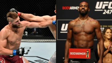 Jiri Prochazka spoke about Jon Jones no defending the title